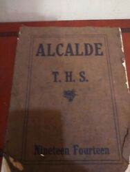 1914 Tyler High School Alcalde Extremely Rare First African American Photo