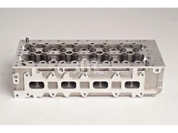 Cylinder Head Complete Citroen Jumper 2.3 Hdi 16v F1ae 0200.jc With Springs And