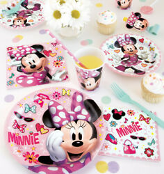 Minnie Mouse Party Pack Customize Your Package Pick Your Party Pack Here