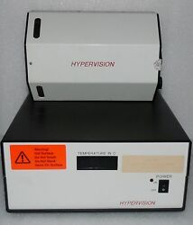 Hypervision Tci-350y3/1002 Camera With Tci-350 Cntrl Controller Cooling Video