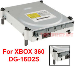 Replacement Disc Drive For Xbox 360 Philips Lite-on Dg-16d2s Dg-16d2s-09c Dvd