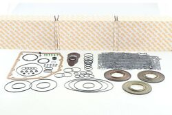 Transtec Automatic Tf62sn Af40 Transmission 6 Speed Overhaul Kit Dp2719 2013-up