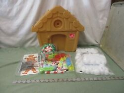 Step 2 My First Gingerbread House Toy Fun Play Christmas Holiday Toddler