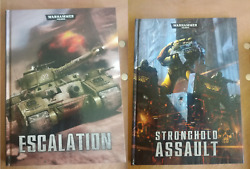Escalation Stronghold Assault Warhammer 40k 6th Ed Expansions Multi-list Oop
