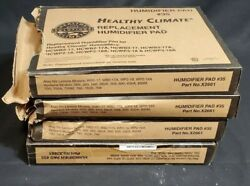 Lennox X2661 (Pack Of 4) Healthy Climate #35 Humidifier Water Panel Evaporator
