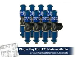 Fic 1200cc For 10-14 Ford Raptor Fuel Injector Clinic Injector Set