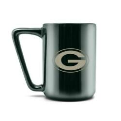 Two Green Bay Packers, Beautiful Ceramic Laser, Engraved Mugs From Duckhouse