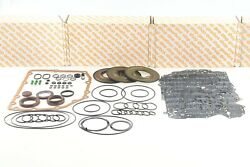 Transtec Tf72sc Automatic Transmission 6 Speed Overhaul Kit Dp2720 2013-up