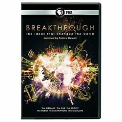 Breakthrough The Ideas That Changed The World [new Dvd] 2 Pack