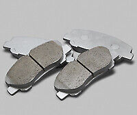 Toms Brake Pads Sports Rear For Toyota Auris Nze18 Zre186 0449a-ts645