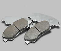 Toms Brake Pads Sports Rear For Toyota Crown Jzs171 0449a-ts375