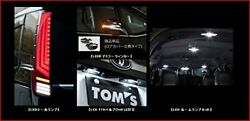 Toms Led Package For Toyota Noah Voxy Esquire Zrr8 Zwr80 81000-tzr80