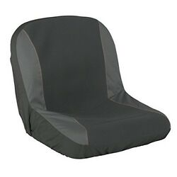 Classic Accessories 52-144-380301-00 Neoprene Paneled Tractor Seat Cover New