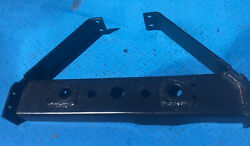 1960's Kenworth Front Bumper Pull Tow Hitch Frame V-brace