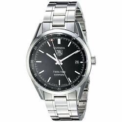 Tag Heuer Menand039s Wv2115.ba0787 And039carreraand039 Automatic Stainless Steel Watch