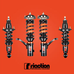Riaction Coilovers 32 Way Adjustable For Honda Civic 2001-2005 Em2 Ep3