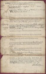 A Court Order To Enforce A Judgment Against John Hancock Boston 1775