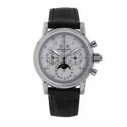 Patek Philippe Grand Complications Perpetual Calendar White Gold 5004G-014