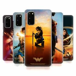 Official Wonder Woman Movie Posters Hard Back Case For Samsung Phones 1