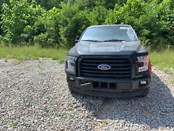 2016 F-150 Complete Front Clip/dog House