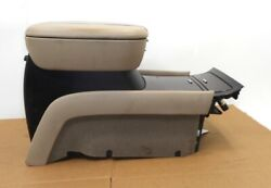2011 Cadillac Escalade Center Floor Console W/ Rear Climate Control OEM