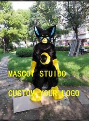 Cutedog  Mascot Costume Suit Cosplay Party Game Dress Outfit Halloween Adult New