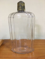 Collectible Vintage Rare Antique Huge Perfume Bottle Coty 9.5 Tall By 5 Wide