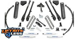 Fabtech K2129 8 4 Link W/performance Shock For 08-16 Ford F-250/f-350/f-450 4wd