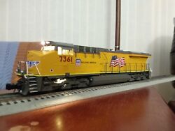 Lionel Legacy Union Pacific C45ACCTE #7361 O Scale DCC Locomotive