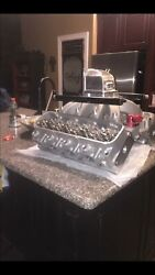 572 Big Block Ford Bbf C460 Heads And Billet Rotating Assembly