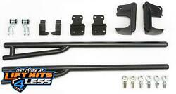 Fabtech Fts23022 Traction Bar Lift Kit For 2003-2012 Dodge/ram 2500/3500 4wd