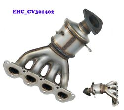 For 09-11chevy Aveo/aveo5 09-10 Pontiac G3 Front Manifold Catalytic Converter