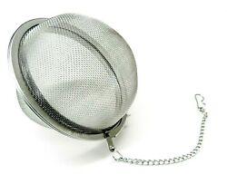 3quot; Basket for Parts Cleaning Ultrasonic Cleaner Parts Large Holding Ball w Chain