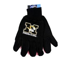 Two 2 Pair Of Missouri Tigers, Sport Utility Gloves From Forever Collectables