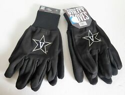 Two 2 Pair Of Vanderbilt, Sport Utility Gloves From Forever Collectables
