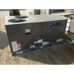 York Zyg07e4a1aa2a322a2 6 Ton 2 Stage Rooftop Gas/electric Ac Unit 11 Eer 460v