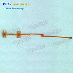 Connector Cable For Inno View 5 Wind-shield Red Sensor Led Flat Cable Dhl/fedex