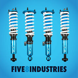 Five8 Industries Coilovers Height Adjustable For Lexus Gs300 Gs400 1998-2005
