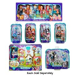 Enchantimals Doll Figure And Animal Sets [ Exclusive] Choose Your Favorite