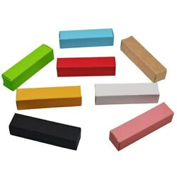 Essential Oil Bottle Boxes Cosmetics Kraft Paper Boxes Lipstick Tube Packaging