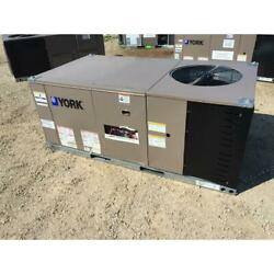 York Ze048h12b4a1aaa1a1 4 Ton Convertible Rooftop Gas/elec Ac, 13 Seer 3-phase