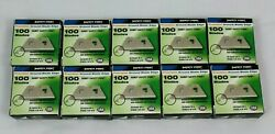 Pacific Handy Cutter Utility Knife Replacement Blades 5 Packs,100 Ea Bulk S4 S3
