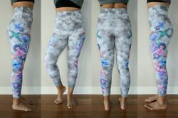 Evolution & Creation EVCR Activewear High-Waisted Leggings-NWOT-Beautiful Design
