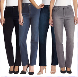 NEW Gloria Vanderbilt Women's Amanda Jeans VARIETY OF COLORS SIZES