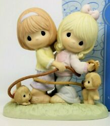 Nib Precious Moments Remember, We're In It Together 117800 - Friends Sisters