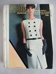Vogue Patterns Catalog - 1965 Large Store Counter Pattern Book