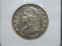 1833 Capped Bust Half Dollar 50c Ngc Au58 East Coast Coin And Collectables Inc.