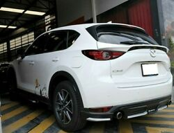For Mazda Cx5 Cx-5 Kf 2017 18 2021 Rear Spoiler Wing Rear Gate Wing Painted