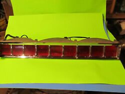 Nos Oem 1969 Lincoln Continental Left Rear Tail Light Lamp Assembly C9vy