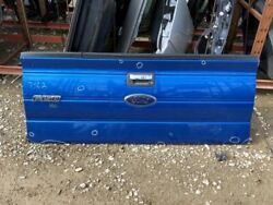09-14 Ford F150 Pickup Tailgate Styleside Box W/ Tailgate Step